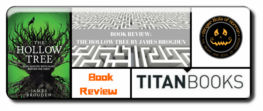 BOOK REVIEW: THE HOLLOW TREE BY JAMES BROGDEN Picture