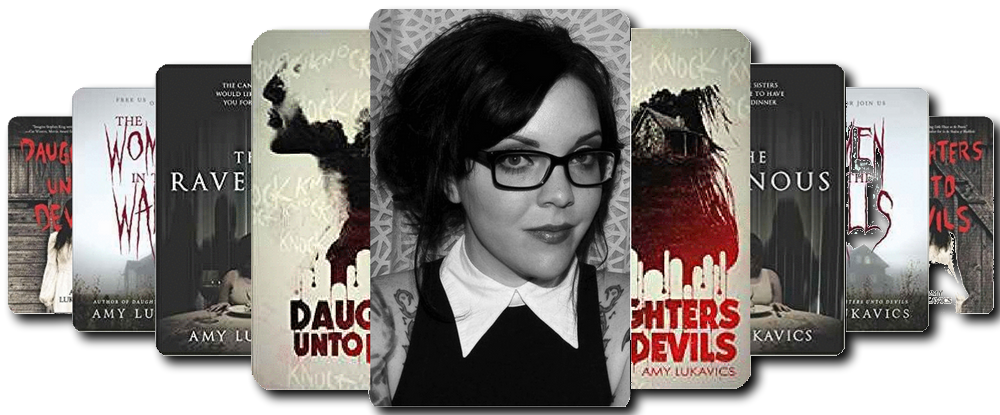 interview with author Amy Lukavics
