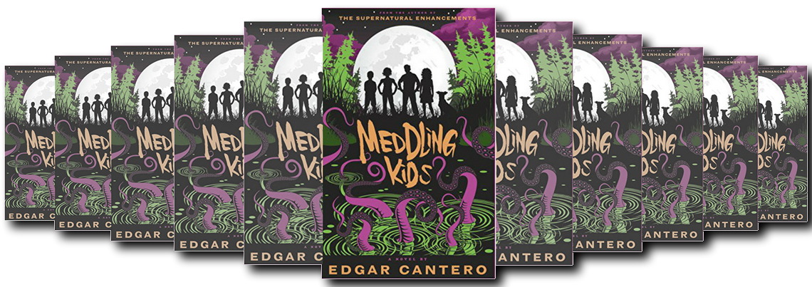 MEDDLING KIDS BOOK REVIEW