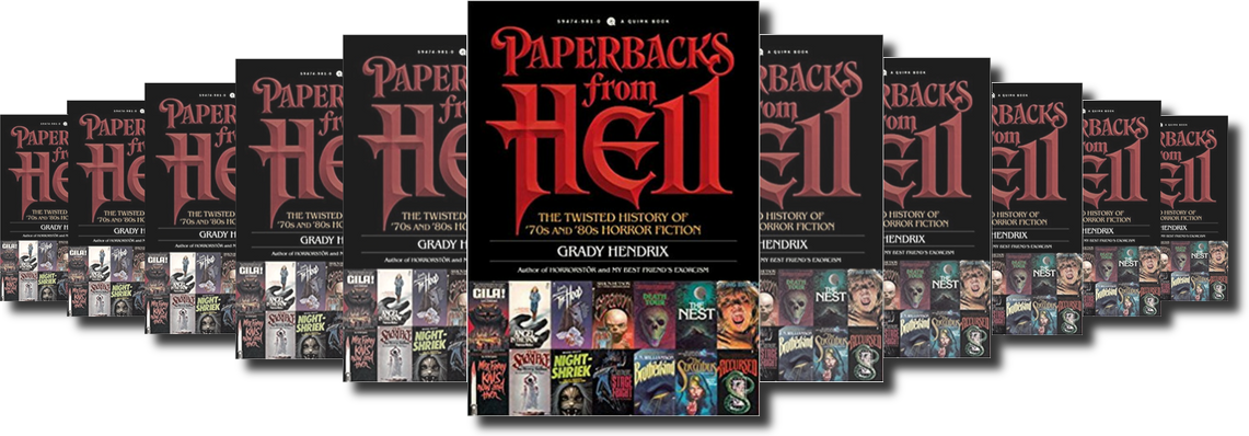 Paperbacks from hell book review