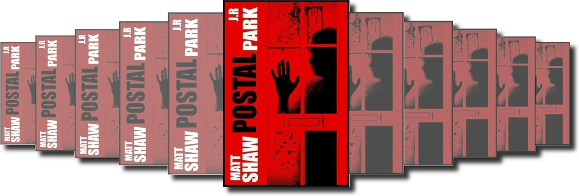 POSTAL BY MATT SHAW AND J.R PARK BOOK REVIEW Picture