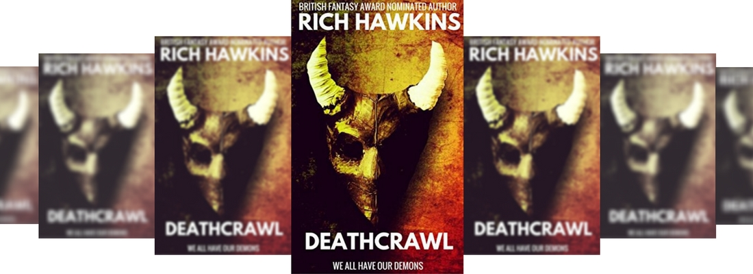 RICH HAWKINS DEATHCRAWL Picture