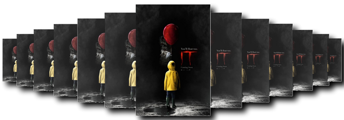 stephen king's it (2017) horror film review website ginger nuts