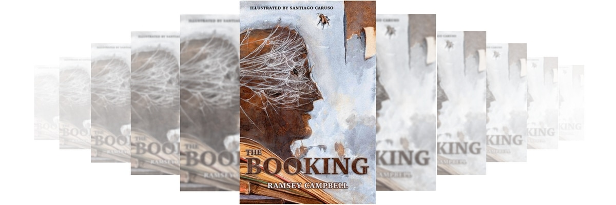 The Booking by Ramsey Campbell Book review