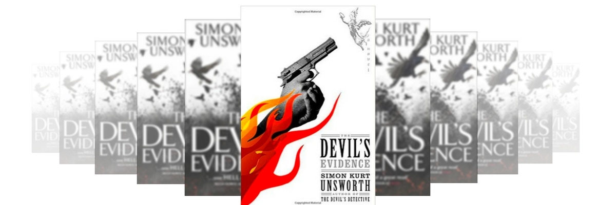 THE DEVIL'S DETECTIVE BY SIMON KURT UNSWORTH FICTION BOOK REVIEW