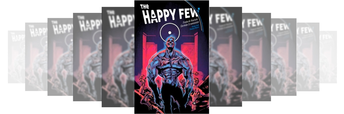 the happy few comic