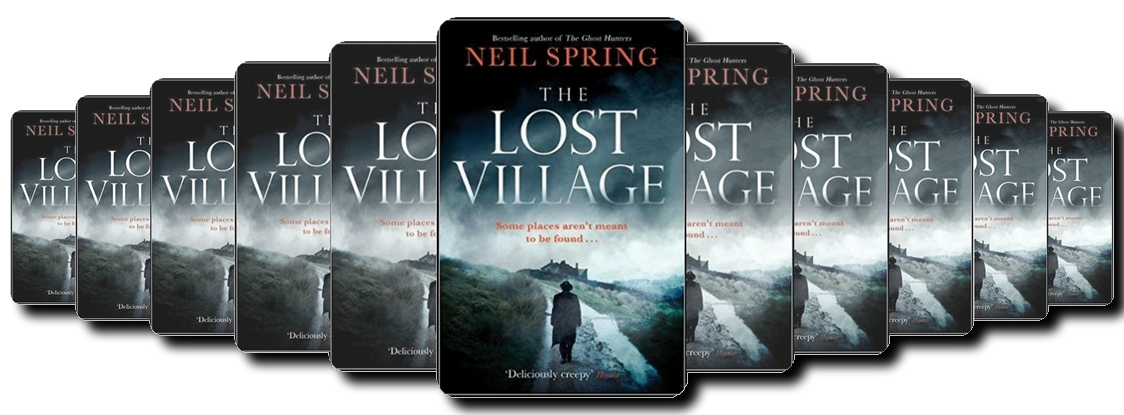the lost villiage by neil spring book review fiction horror