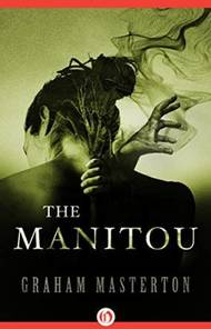the manitou by graham masterton Picture