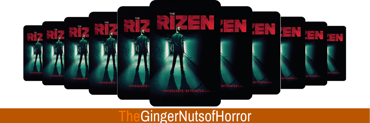 HORROR FILM REVIEW: THE RIZEN (2017)