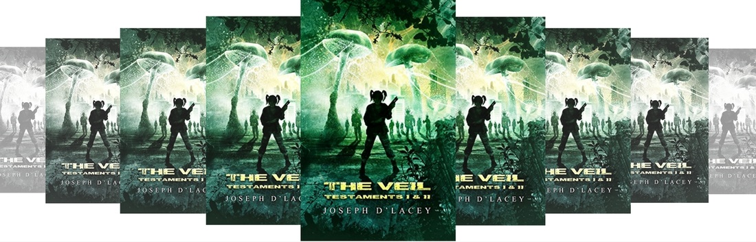 the veil by joseph d'lacey horror fiction review