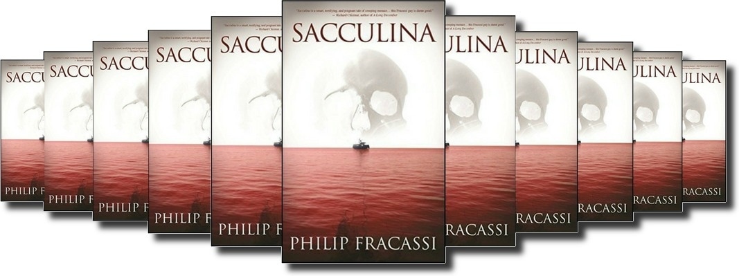 SACCULINA BY​ PHILIP FRACASSi book review website uk