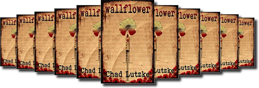WALLFLOWER BY CHAD LUTZKE HORROR FICTION REVIEW WEBSITE UK Picture