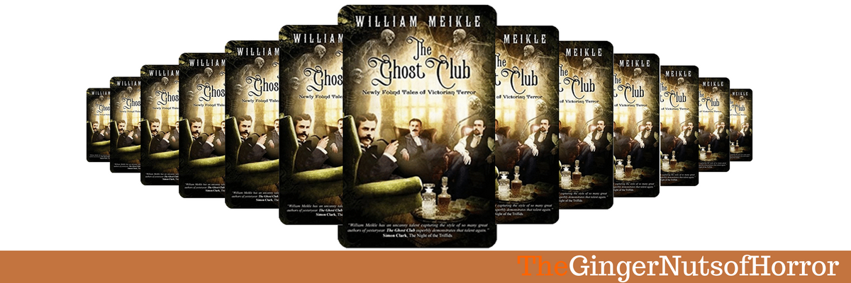 william meikle the ghost club interview confessions of a reviewer