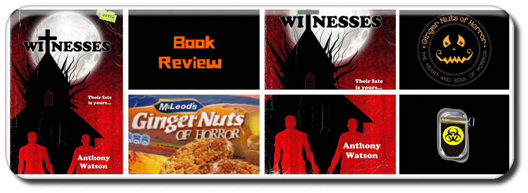 BOOK REVIEW WITNESSES BY ANTHONY WATSON Picture